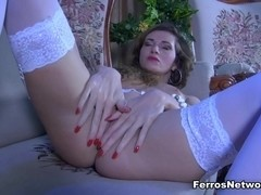LacyNylons Video: Keith A