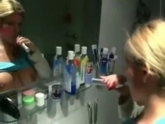 Brush your teeth previous to eating some cum