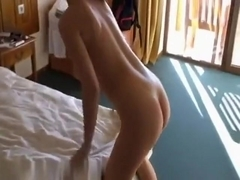 Slut gets ass fisted
