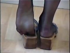 Nylon feet and shoes - final part 10