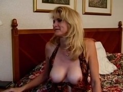 Mature woman and young man - 63