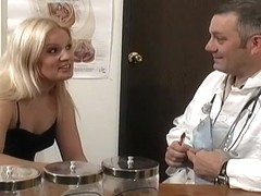 Seeing The Doctor For Some Orgasms