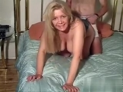Mature woman and fur (part 1of2); fuck this butt
