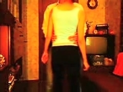 Youthful angel acquires cummed on alot.avi