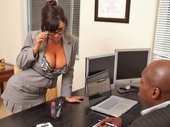 Lisa Ann - Call Me Steele, Lex Steele