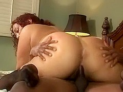 Busty MILF Gina DePalma Loves Black Cock