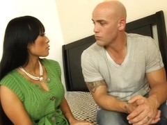 Gaia & Derrick Pierce in Neighbor Affair