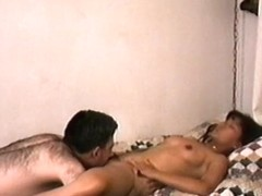chinese woman fucking stud home-made sex tape part one