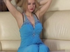 LacyNylons Movie: Natalie A
