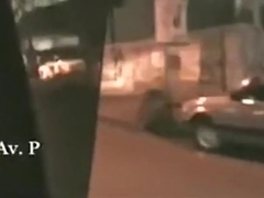 Latina girl fucks in public and gets busted by the cops' compilation