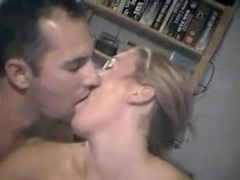 Big tit wench fucked in doggy