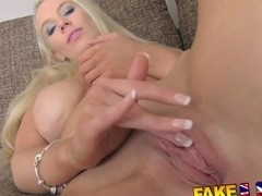 FakeAgentUK South African sex bomb in a delicious video
