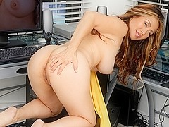 Lucy Page in Naughty Milf Scene