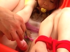 Hottest Japanese girl Miku Airi in Fabulous JAV uncensored Dildos/Toys scene