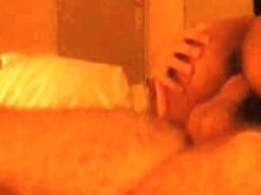Interracial fuck by American man and Filipino slut