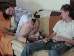 Russian MILF and guy - 55