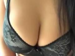 Oriental slow ride and drink POV