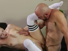 Incredible pornstar Will Powers in Amazing Blonde, Stockings xxx clip