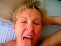 Older gives great irrumation and receives facial cum discharged with loads of cream