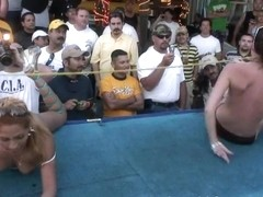 SpringBreakLife Video: Dg-Bikini Contest-Waterside