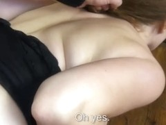 Real amateu redhead Eurobabe Helen screwed for money
