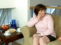 Older Man Bonks Grandma 1 - Ivana