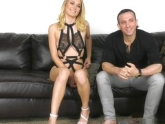 Natalia Starr & T Stone in Sultry in Black Lingerie LIVE - CherryPimps