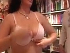 Hot milf and her younger lover 496