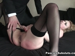 "Andy Slaps Anita Vixen, ""Is This Okay"" - PascalSsubsluts"