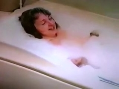 I love watching my highly excited wife take a baths