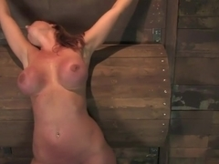 Christine is back for more screaming orgasms