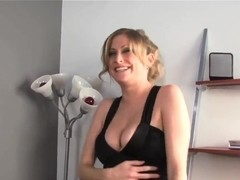 Katie Kox sucks on black cocks for real fun
