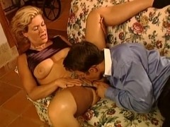 German Mother I'd Like To Fuck double penetration