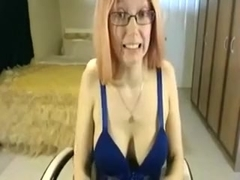 Hawt mother I'd like to fuck playing with her self on livecam