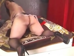 Big beautiful woman mature I'd Like To Fuck in high heels and nylons