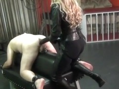 All my cock in slave