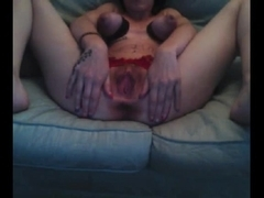 Webcam submissive girl