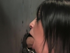 Open your mouth and suck my dick!
