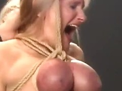 Destroying Her Love Melons!!!