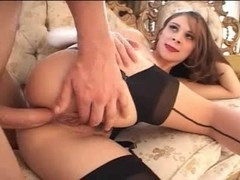 Violet Anal Legal Age Teenager Hotty by TROC