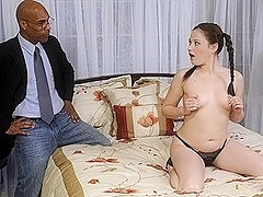 Sindee Jennings,Justin Long in My New Black Stepdaddy #07, Scene #01