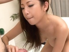 Crazy Japanese girl Satomi Suzuki in Amazing JAV uncensored Lingerie movie