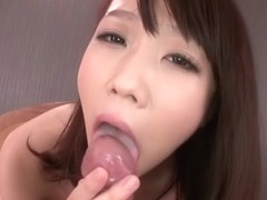 Incredible Japanese slut Hitomi Oki in Exotic JAV uncensored POV movie