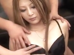 Spermowy shower for Asian