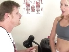 Natalie Norton in Knockout With Your Cockout