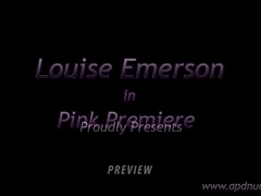LOUISE EMERSON IN PINK PREMIERE BY APDNUDES.COM
