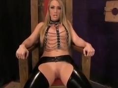 Hot blonde turns you into her slave POV