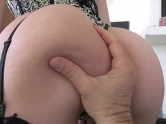 Horny pornstars Anikka Albrite, Rocco Siffredi in Best POV, Blowjob adult movie