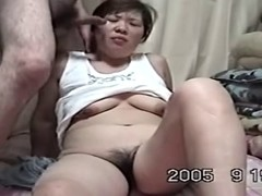 Homemade Older Oriental Cpl Love to Fuck (Uncensored)