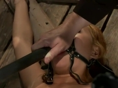 Hot little Japanese girl is made to cum over and over so much she forgets how to speak English.